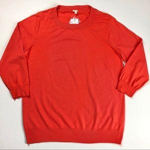 New J. Crew Factory Thandie Sweater L